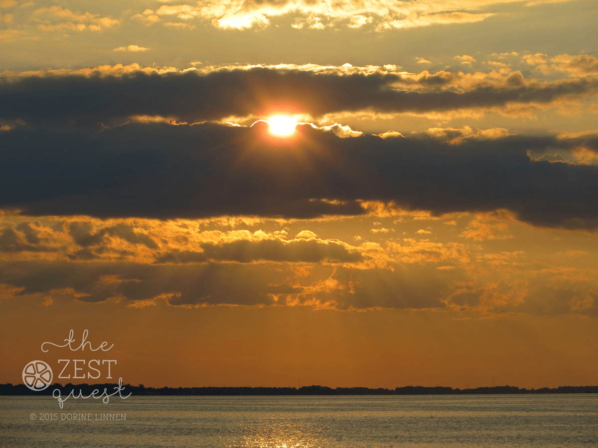 Sunset-before-Storm-Lake-Erie-Ohio-Port-Clinton-2-The-Zest-Quest