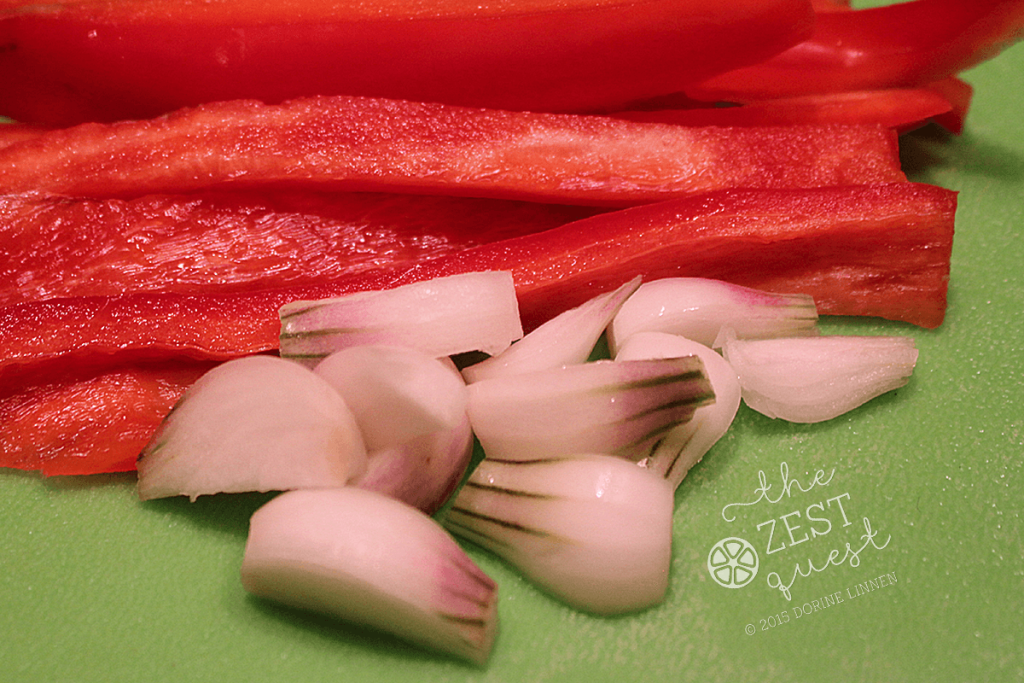 Sweet-Red-Bell-Pepper-and-Bunching-Onions-cut-up-2-The-Zest-Quest