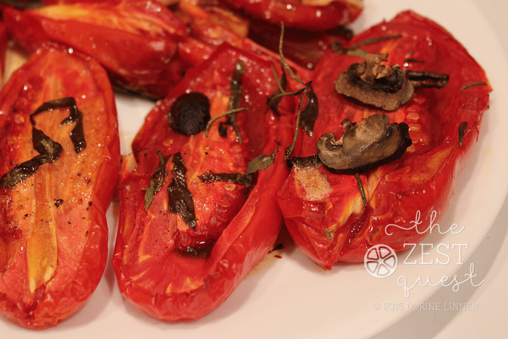 Roasted-Tomatoes-with-Rosemary-Basil-Garlic-and-Mushrooms-2-The-Zest-Quest