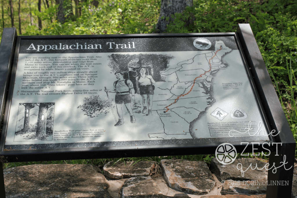 Appalachian-Trail-Virginia-Shenandoah-National-Park-2-The-Zest-Quest
