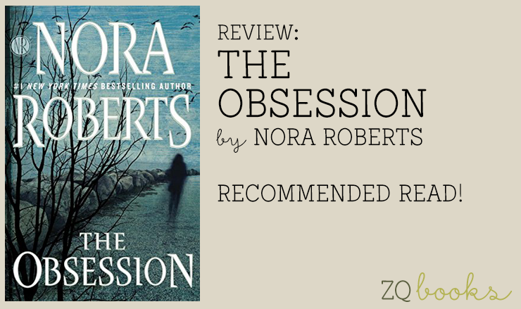 obsession nora roberts