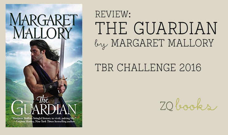 Review of The Guardian by Margaret Mallory