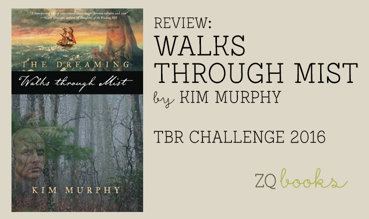 Review Walks Through Mist by Kim Murphy