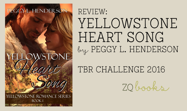 Yellowstone Heart Song by Peggy L. Henderson