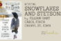 TBR Challenge Snowflakes and Stetsons