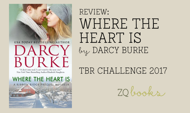 Review Where the Heart Is by Darcy Burke