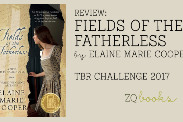 Fields of the Fatherless by Elaine Marie Cooper