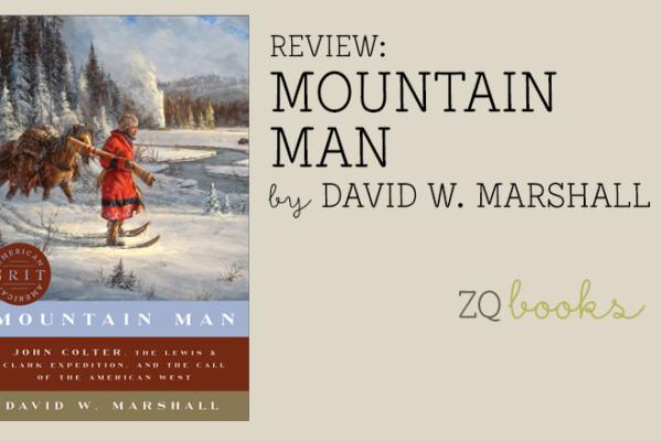 Mountain Man by David W. Marshall