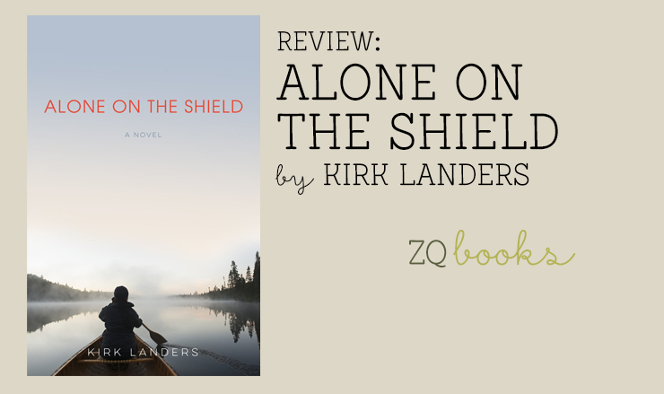 Alone on the Shield by Kirk Landers