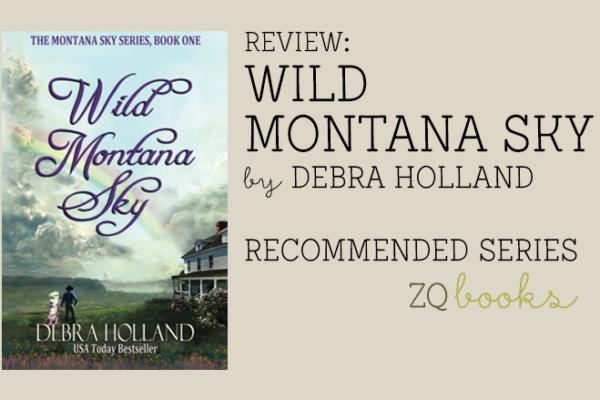 Wild Montana Sky by Debra Holland