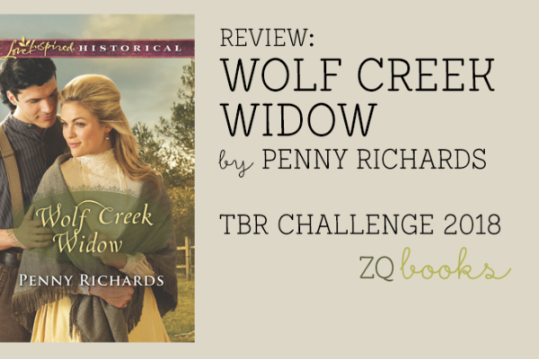 Wolf Creek Widow by Penny Richards