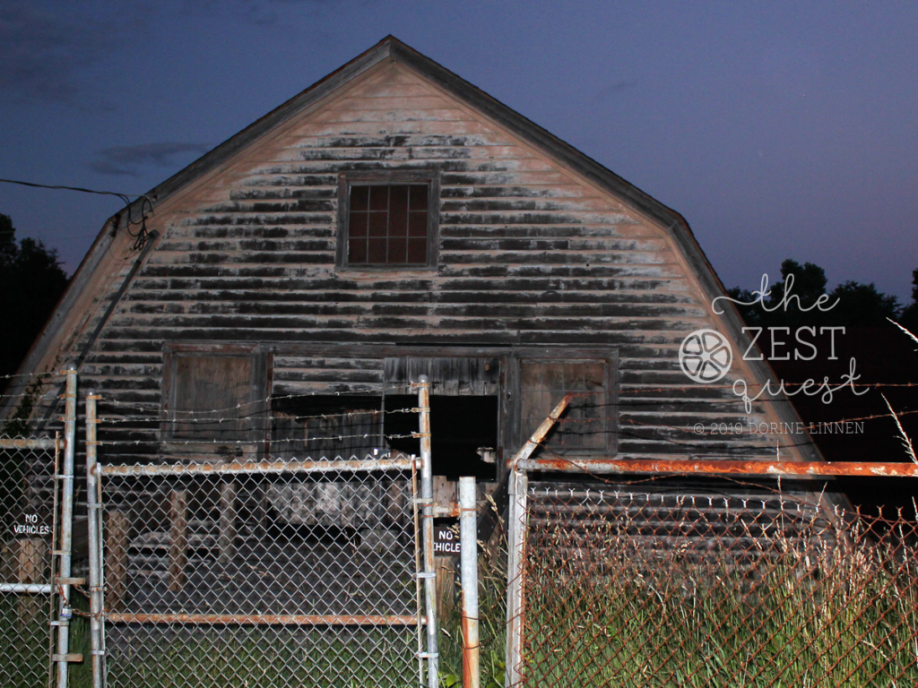 Abandoned Building that looks haunted by TheZestQuest.com