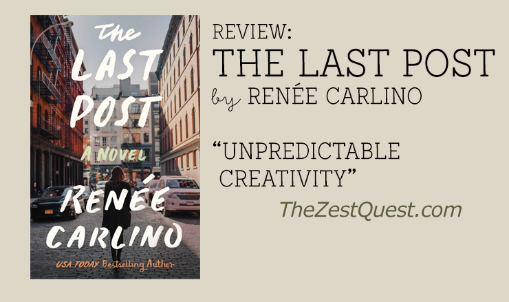 The Last Post by Renee Carlino