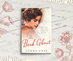 The Book Ghost by Lorna Gray