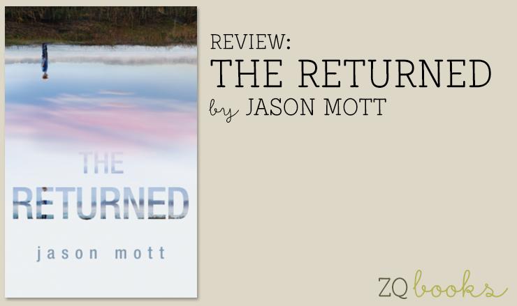 Jason Mott The Returned Ebook