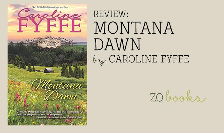 Montana Dawm by Caroline Fyffe