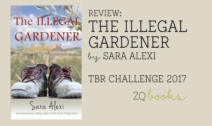 The Illegal Gardener by Sara Alexi