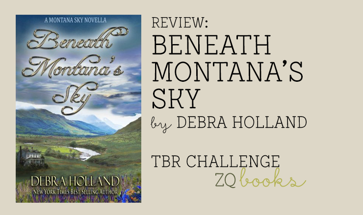 Beneath Montana's Sky by Debra Holland