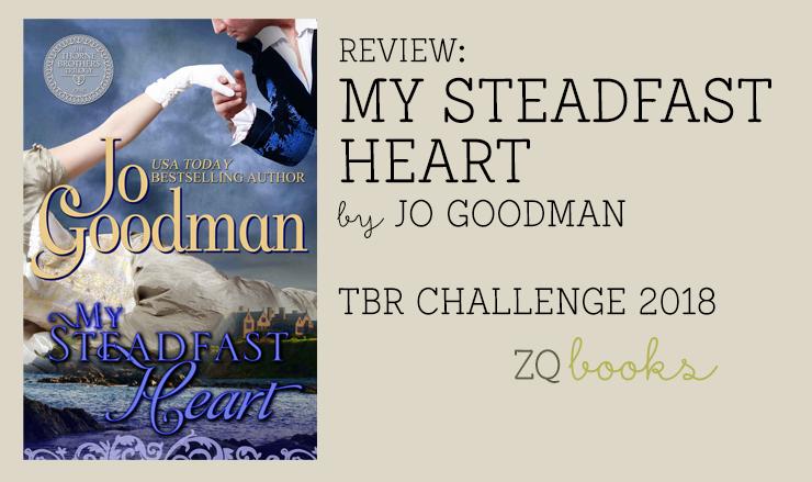 My Steadfast Heart by Jo Goodman