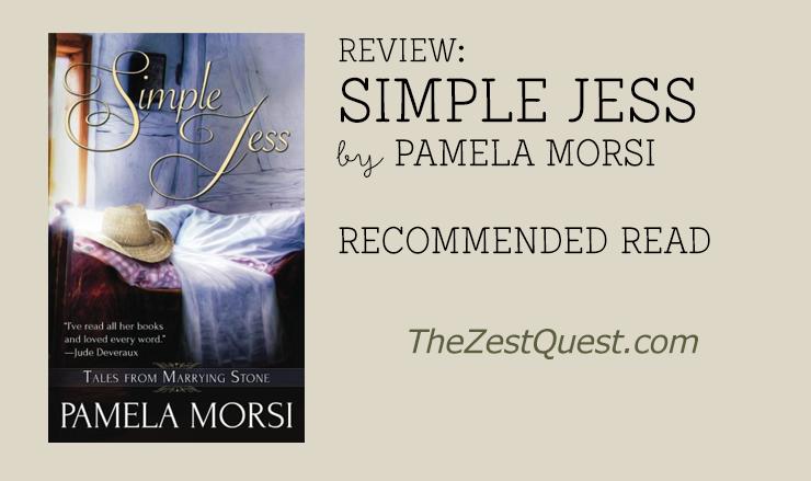 Simple Jess by Pamela Morsi