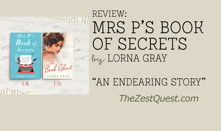 Mrs P's Book of Secrets