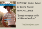 Rodeo Rebel by Donna Alward